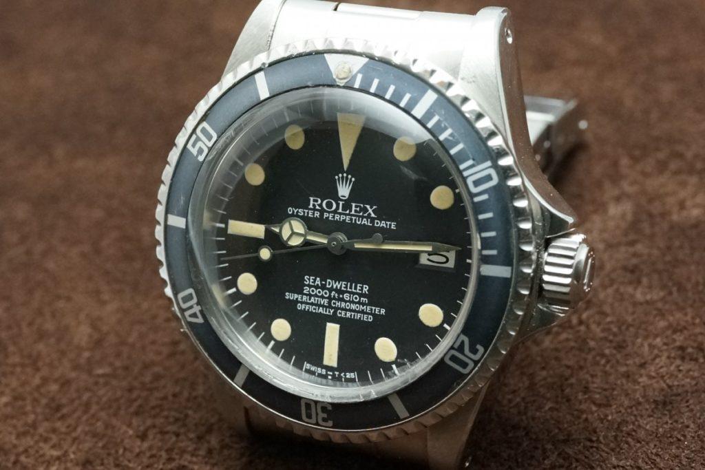 ROLEXロレックス / SEA-DWELLER(ロレックス シードゥエラー)